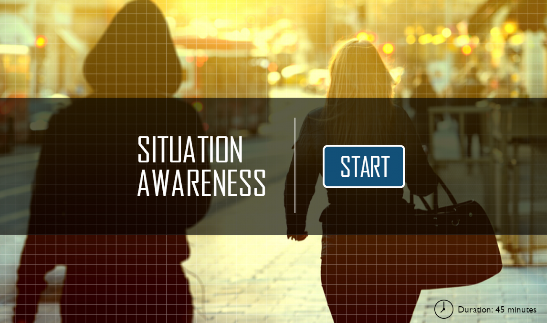 Situational Awareness Training